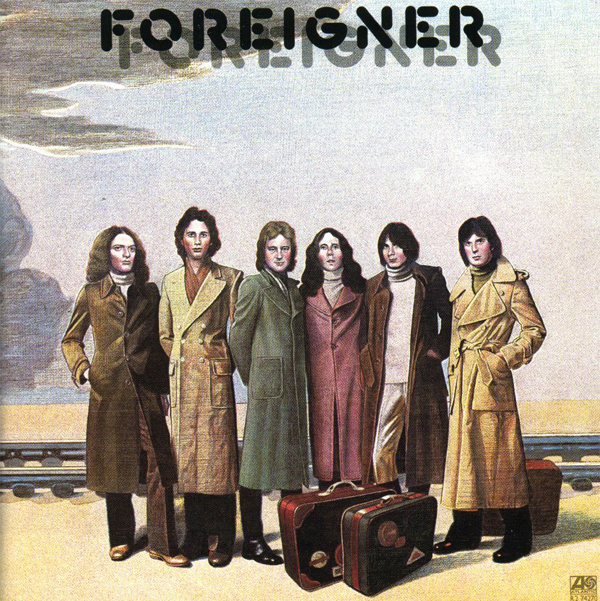 """Feels Like The First Time"" - Foreigner 1977"