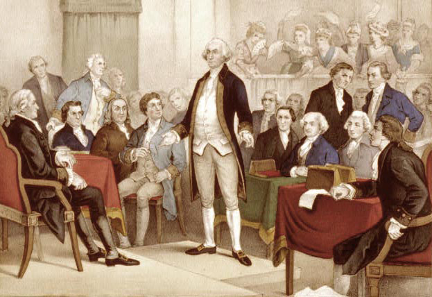 General George Washington informs Congress of espionage on October 05, 1775