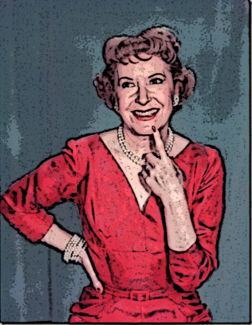 Remembering Gracie Allen's White House Run