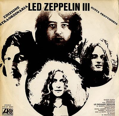 """Immigrant Song"" - Led Zeppelin"
