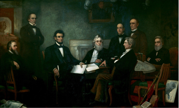 Lincoln issues Emancipation Proclamation on September 22, 1862