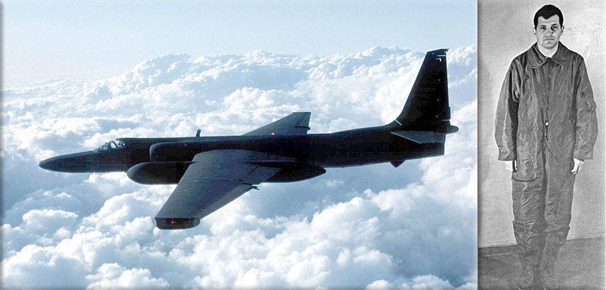 1960 U-2 Pla... U2 Spy Plane 1960