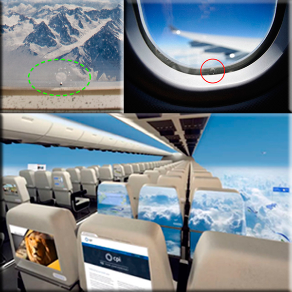 Why Do Airplane Windows Have Tiny Holes?