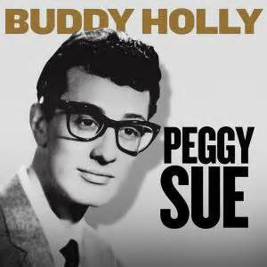 """Peggy Sue"" - Buddy Holly 1957"