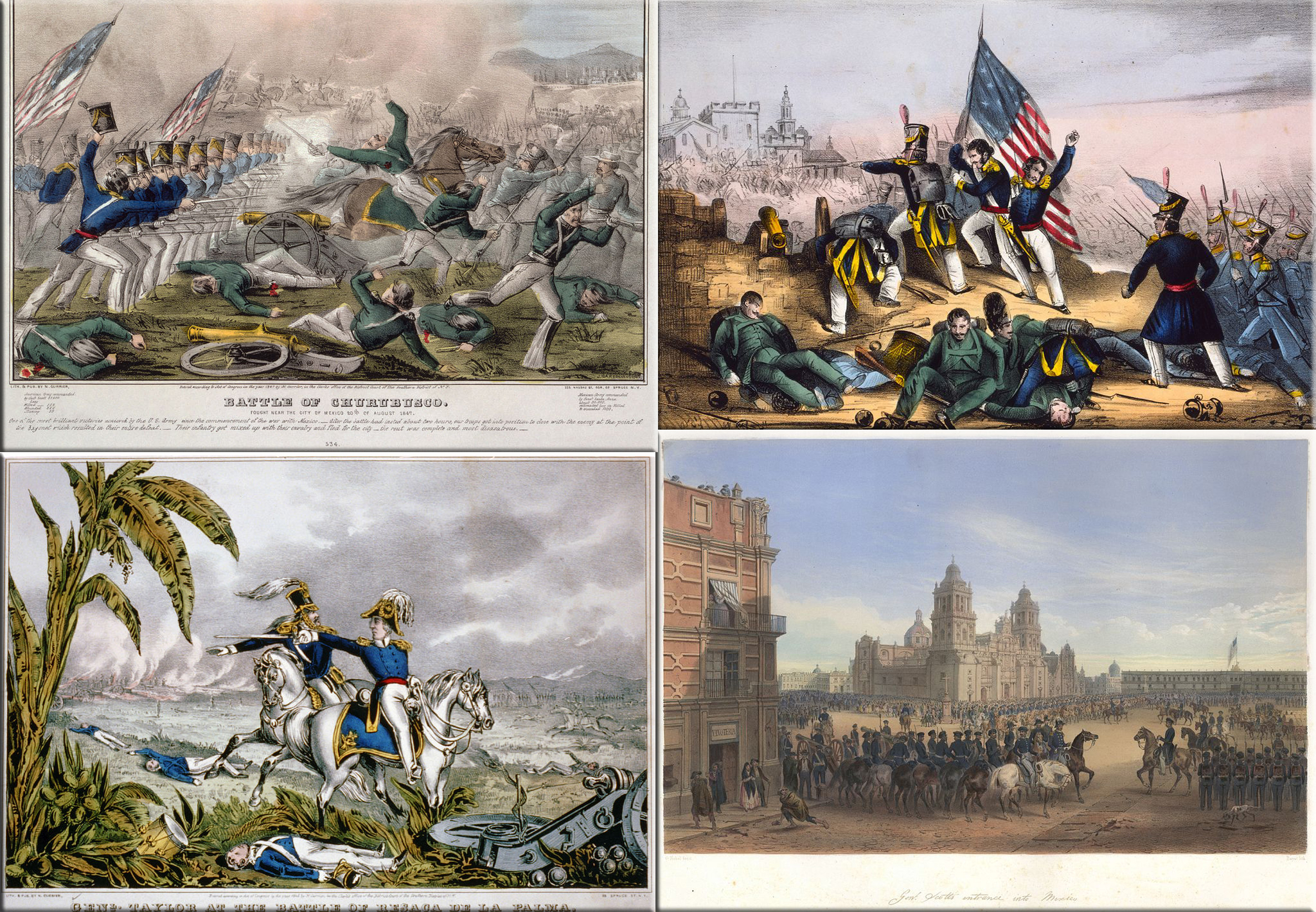 an analysis of the presidency and declaration of war against mexico of james k polk A mexican viewpoint on the war with when the us congress authorized a declaration of war against mexico president james knox polk's war message.