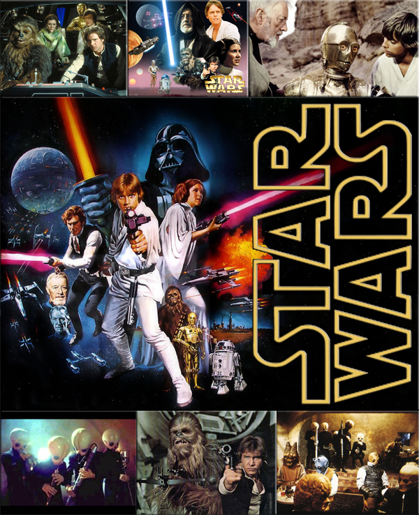 Star Wars opens on May 25, 1977