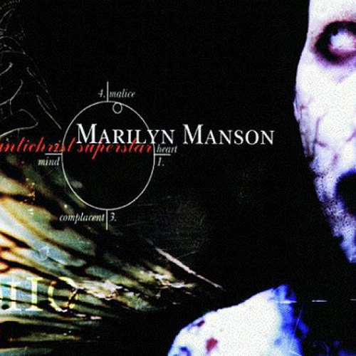 """The Beautiful People"" - Marilyn Manson 1996"