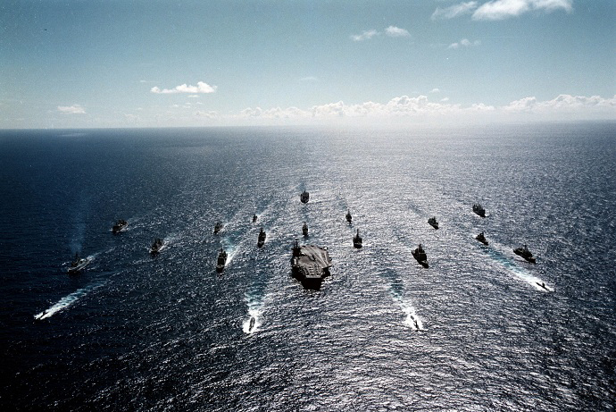 U.S. Navy photo by PH2 (NAC) David C. Mercil