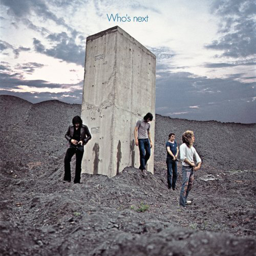 """Behind Blue Eyes"" - The Who"