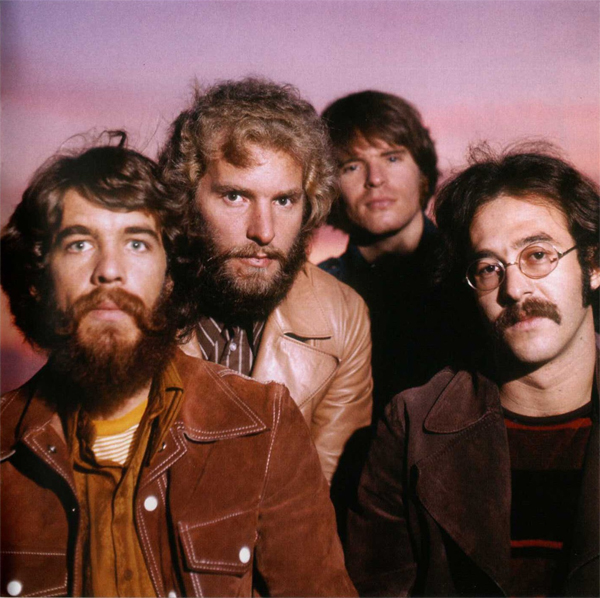 """Willy and the Poor Boys"" - Creedence Clearwater Revival 1970"