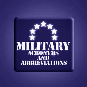Military Acronyms