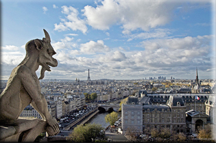France - The Most Famous Gargoyle
